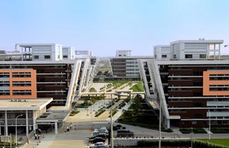 上海华硕办公楼