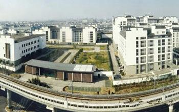 上海华硕厂区全景